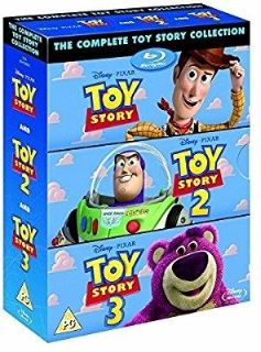 ISO The Toy Story DVDS