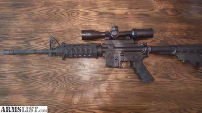 For Sale: PSA AR 15 w/ Bushnell 223 scope