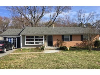3 Bed 3 Bath Preforeclosure Property in Lanham, MD 20706 - Franklin Ave