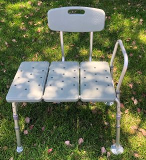 Medical Bathtub Transfer Bench. Never used