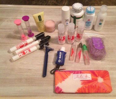 Brand new unused hygiene & personal care items