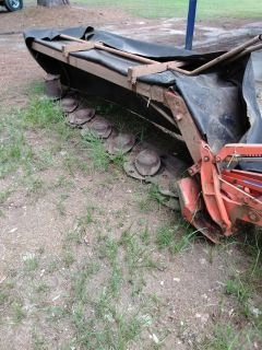Kuhn 10' cut, in good shape.