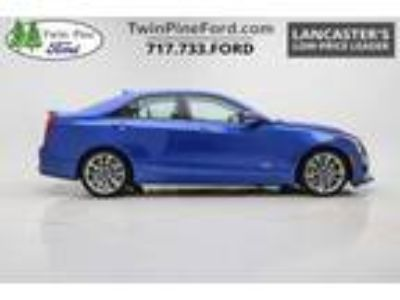 used 2018 Cadillac ATS-V for sale.