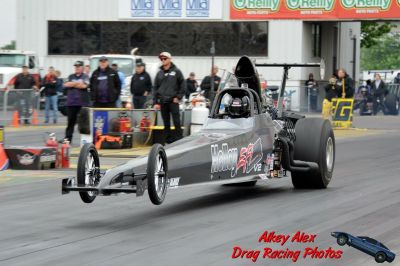 2013 Spitzer 278 Top Dragster