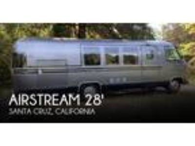 1982 Airstream Airstream 28 Hearse or Party Coach