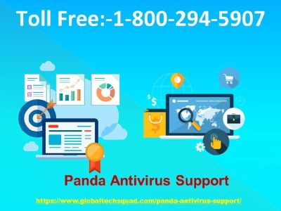 1-800-294-5907 Panda Support Phone Number