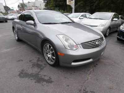 2005 Infiniti G35 Base (Lakeshore Slate Metallic)