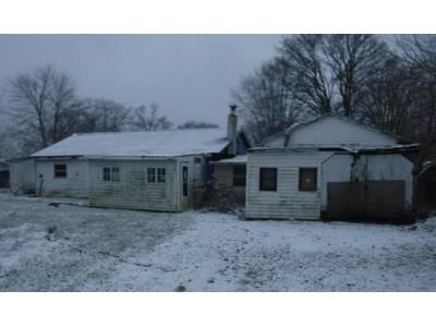 2 Bed 1 Bath Foreclosure Property in Marion, OH 43302 - Olive Ave