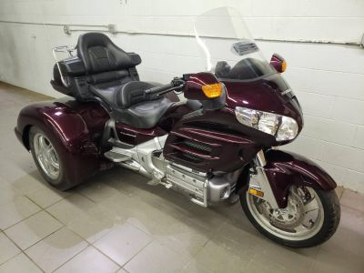 2007 Honda GOLDWING Street Motorcycle Wichita, KS