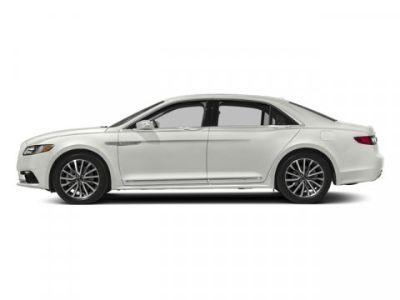 2018 Lincoln Continental Reserve (White Platinum Metallic Tri-Coat)