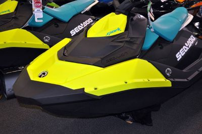2018 Sea-Doo SPARK 2up 900 H.O. ACE iBR & Convenience Package Plus 2 Person Watercraft Elk Grove, CA