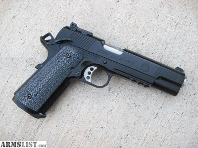 For Sale/Trade: Springfield TRP Operator 1911