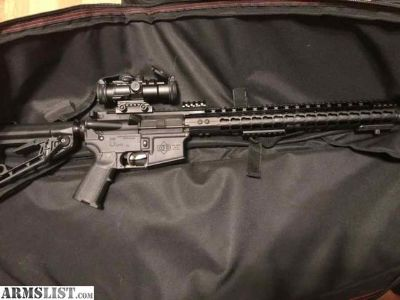 "For Sale: DiamondBack ""Limited Black Out Version"" AR15 Optic"