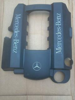 Sell Mercedes E430,S430 V8 4.3 L OEM ML 430 98-02 ENGINE COVER M113 V8 motorcycle in New Smyrna Beach, Florida, US, for US $70.00