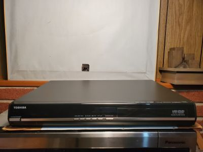 Toshiba HD DVD Player HD-A3KU with Remote
