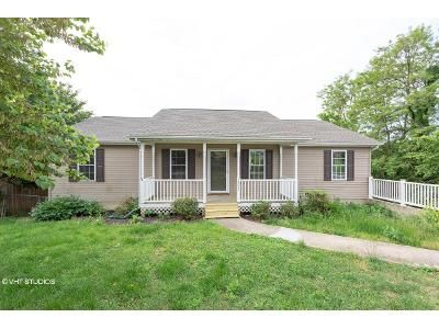 3 Bed 3 Bath Foreclosure Property in Front Royal, VA 22630 - Wine St