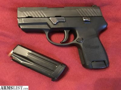 For Sale/Trade: Sig p320 subcompact 9mm