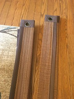 Pier one bamboo curtains