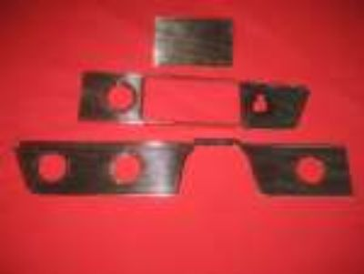 1964-65 Pontiac GTO and Lemans Dash Trim For Sale
