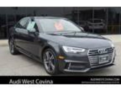 Used 2017 Audi A4 Gray, 26K miles