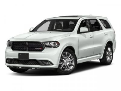 2018 Dodge Durango R/T (White Knuckle Clearcoat)