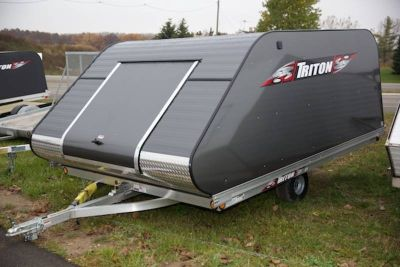 2016 Triton Trailers XT11-101 SQ Trail/Touring Sport Utility Trailers Oak Creek, WI