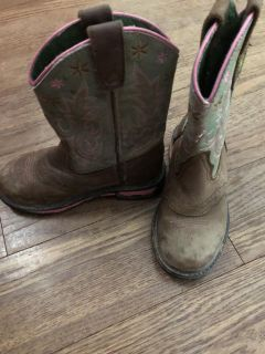 John Deere authentic cowgirl boots