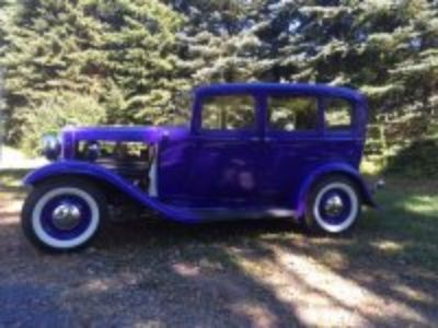 1932 Ford Fordor Sedan Body and complete sheet metal RUST FREE