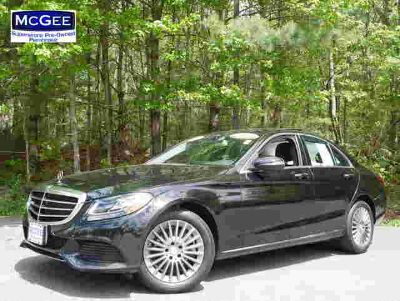 Used 2016 Mercedes-Benz C-Class 4dr Sdn 4MATIC