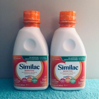 (( Brand-New. // Un-Opened. )) Similac Sensitive : Ready To Feed : Infant Formula.