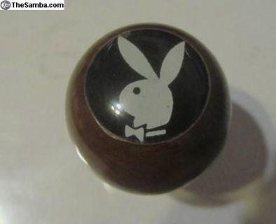 Playboy/RabbitGearshiftKnob:Excellent