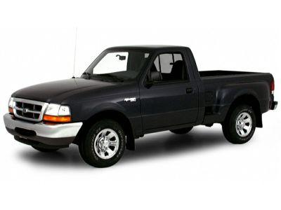 2000 Ford Ranger XL (Green)