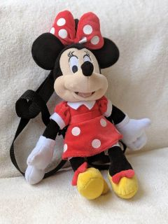 Disney: mini mouse backpack for toddlers