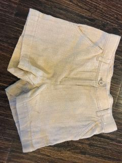 Gymboree khaki Shorts - Sz 9