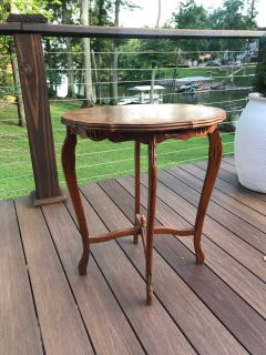 Antique Project Piece Table