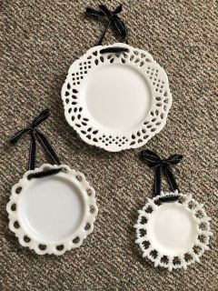 Vintage Plate Wall Collection