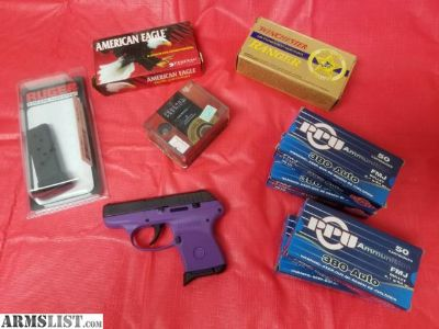 For Sale: Ruger LCP and Ammo