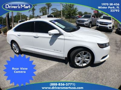 2014 Chevrolet Impala LT (Summit White)