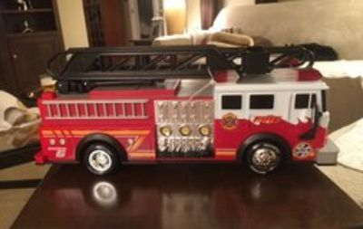 Road Rippers Fire Truck