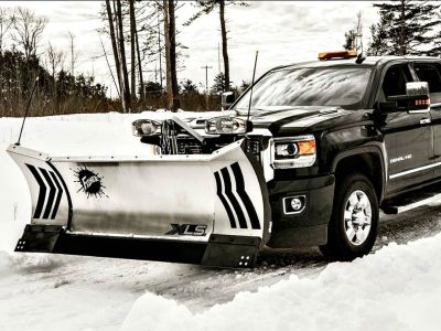 2018 Fisher Engineering XLS 8' to 10' Snow Plow Blades Erie, PA