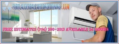 Get Unbeatable Services for AC from AC Repair Fort Lauderdale