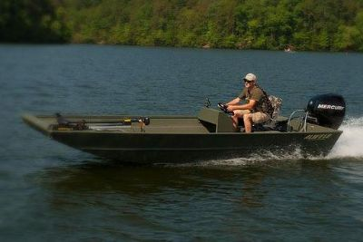2018 Alweld 1756VV Marsh Jon Boats Pensacola, FL