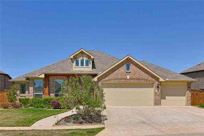 500 Amber Lane Aubrey Four BR, Stunning one-story home has
