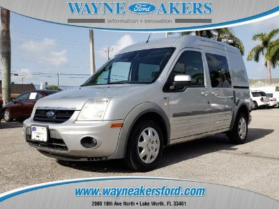 2011 Ford Transit Connect Wagon XLT (GRAY)