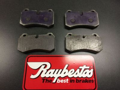 Purchase Raybestos Racing Brake Pads ST43R639.17 ..FREE PRIORITY SHIPPING! motorcycle in Mesa, Arizona, United States, for US $235.90