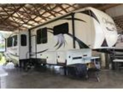 2015 Forest River Vengeance-Touring-Edition-M-39R12 Toy Hauler in Munford, TN
