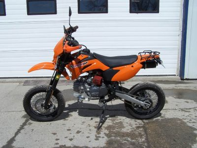 2010 Pitster Pro LXT 160R Fourteen Dual Purpose Motorcycles Ferrisburg, VT
