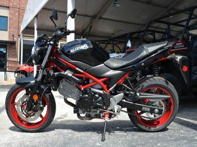 2018 Suzuki SV650 ABS Standard/Naked Motorcycles Clearwater, FL