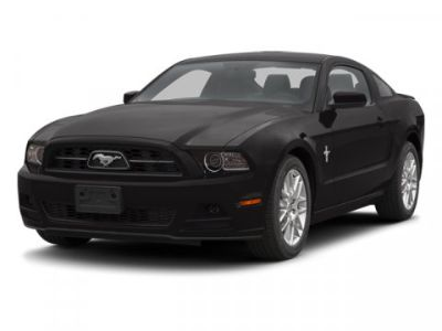 2013 Ford Mustang V6 Premium (Silver)