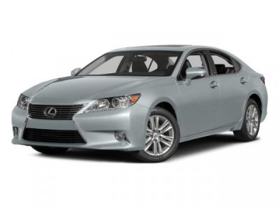2015 Lexus ES 350 Base (White)